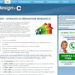 Design-C Architetti - Attestato