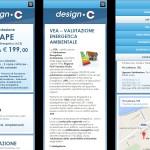 Design-C Architetti - Mobile