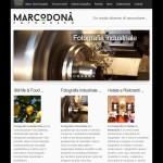 Marco Donà Fotografo - Tablet