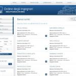 Ordine Ingegneri Udine - Iscritti