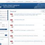 Ordine Ingegneri Udine - Downloads