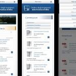 Ordine Ingegneri Udine - Mobile